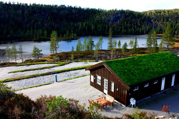 Bortelid Camping Bygg 2 sommer