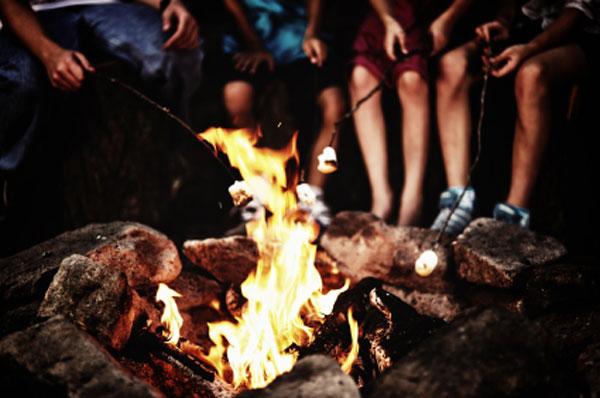 Bortelid-Camping-bålkos